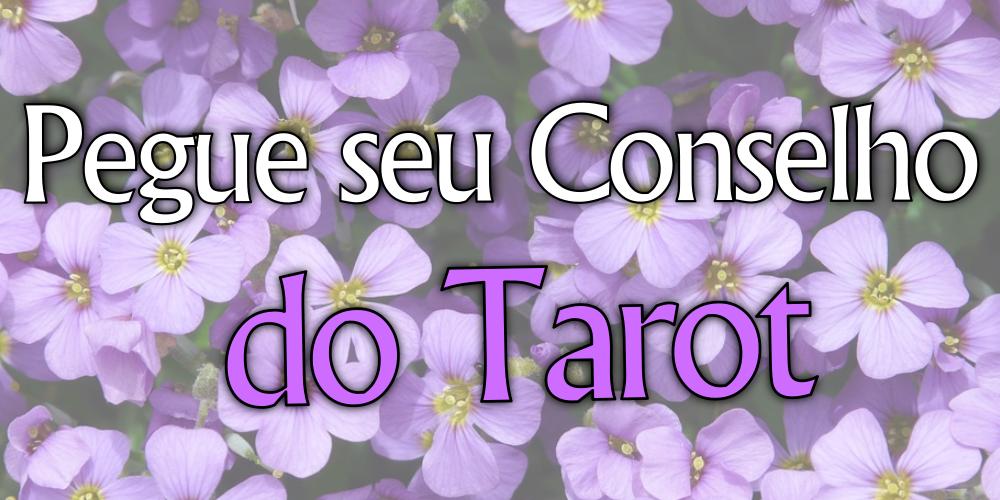 Pegue seu Conselho do Tarot